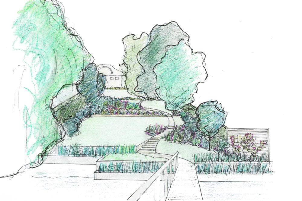 Lakeshore-Residence-landscape-design-7